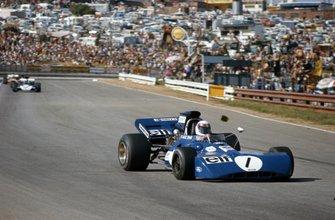 Jackie Stewart, Tyrrell 003 Ford