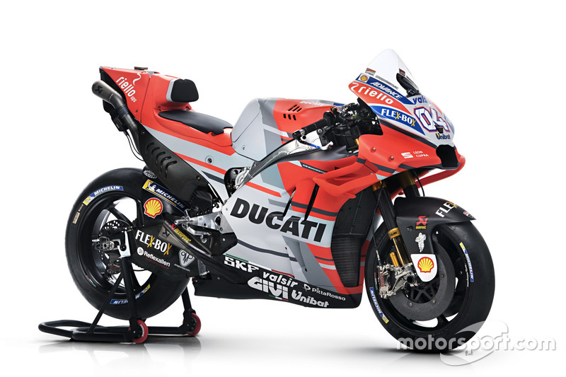 Ducati Desmosedici 2018