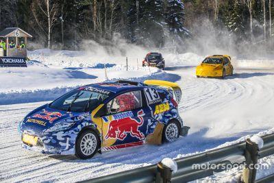 Josef Newgarden and Helio Castroneves Scandinavian RallyX announcement