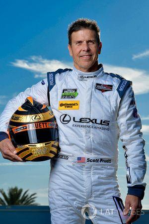 #15 3GT Racing Lexus RCF GT3, GTD: Scott Pruett