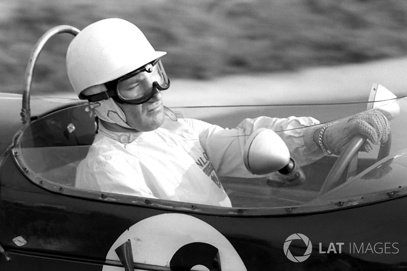 Stirling Moss, Lotus 18