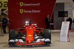 Le stand Ferrari