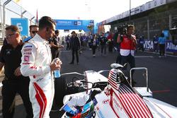 Jose Maria Lopez, Dragon Racing en la parrilla