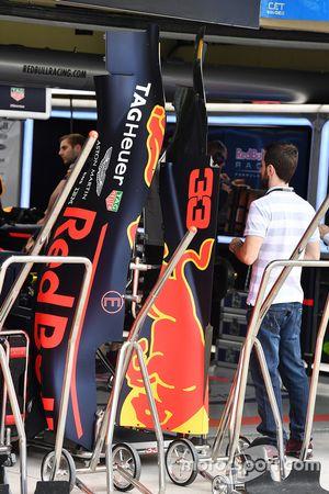 Red Bull Racing RB13 carrocería