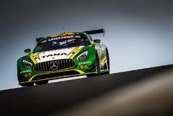 Макс Твигг, Крейг Берд, Антонио Д'Альберто, Scott Taylor Motorsport, Mercedes AMG GT3 (№8)