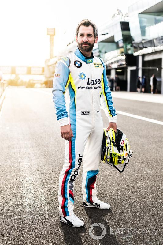Тимо Глок, BMW Team SRM