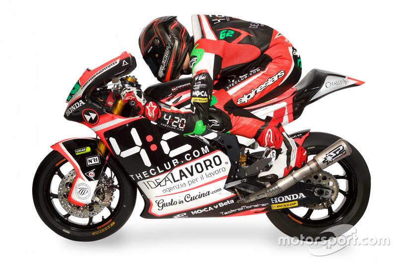 Stefano Manzi, Forward Racing Team