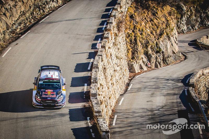10. Sebastien Ogier, Julien Ingrassia, Ford Fiesta WRC, M-Sport Ford
