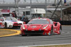 #62 Risi Competizione Ferrari 488 GTE: Toni Vilander. Alessandro Pier Guidi, James Calado, Davide Rigon