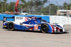 #32 United Autosports Ligier LMP2