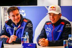 James Key, Scuderia Toro Rosso con Pierre Gasly, Scuderia Toro Rosso
