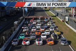 BMW Customer Racing, imagen de grupo