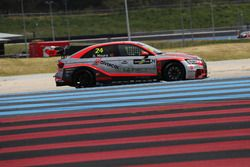 Gustavo Moura, Speedy Motorsport Audi RS3 LMS TCR