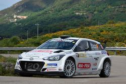 Andrea Nucita, Marco Vozzo, Hyundai i20 R5