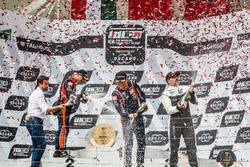 Podyum: Yarış galibi Gabriele Tarquini, BRC Racing Team Hyundai i30 N TCR, 2. Norbert Michelisz, BRC Racing Team Hyundai i30 N TCR, 3. Yvan Muller, YMR Hyundai i30 N TCR