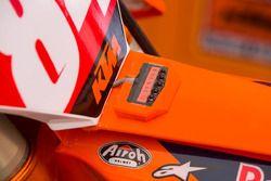 Lampjes op motor Jeffrey Herlings, Red Bull KTM Factory Racing