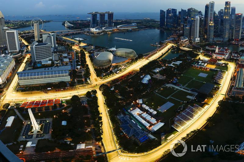 Bildergebnis für marina bay street circuit