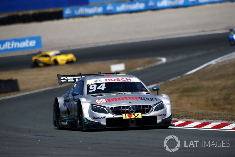 03. Pascal Wehrlein, Mercedes-AMG Team HWA, Mercedes-AMG C63 DTM