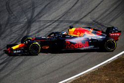 Daniel Ricciardo, Red Bull Racing RB14, gira