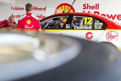 Car of Fabian Coulthard, DJR Team Penske Ford