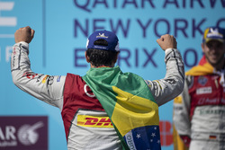 Lucas di Grassi, Audi Sport ABT Schaeffler, finishes 2nd