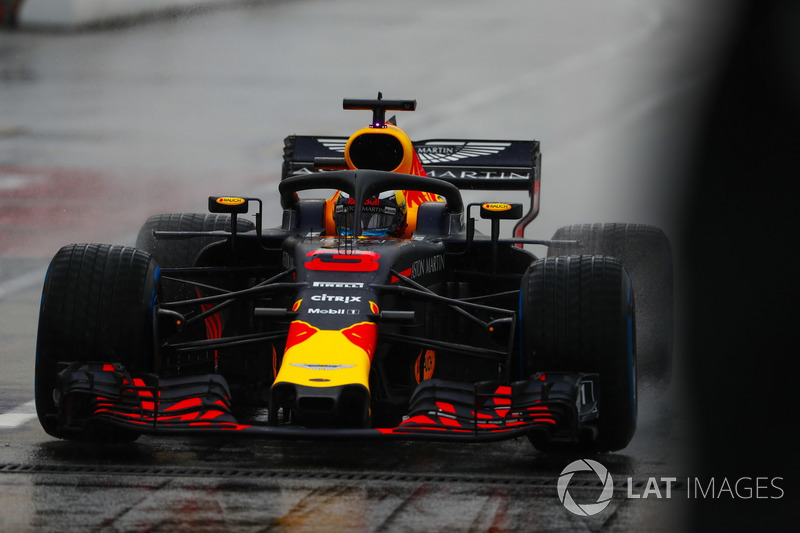 Даніель Ріккардо, Red Bull Racing RB14