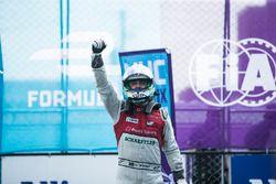 Lucas di Grassi, Audi Sport ABT Schaeffler, celebran