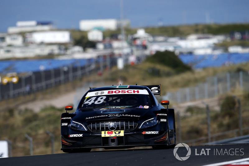 8. Edoardo Mortara, Mercedes-AMG Team HWA, Mercedes-AMG C63 DTM