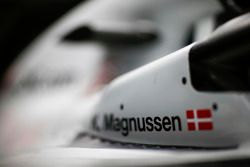 The Halo of Kevin Magnussen, Haas F1 Team VF-18