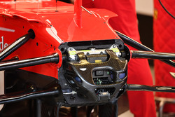 Ferrari SF70H : net et châssis