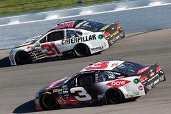 Austin Dillon, Richard Childress Racing Chevrolet Ryan Newman, Richard Childress Racing Chevrolet