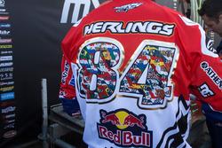 Jeffrey Herlings, Red Bull KTM Factory Racing, wint in Valkenswaard (2016)