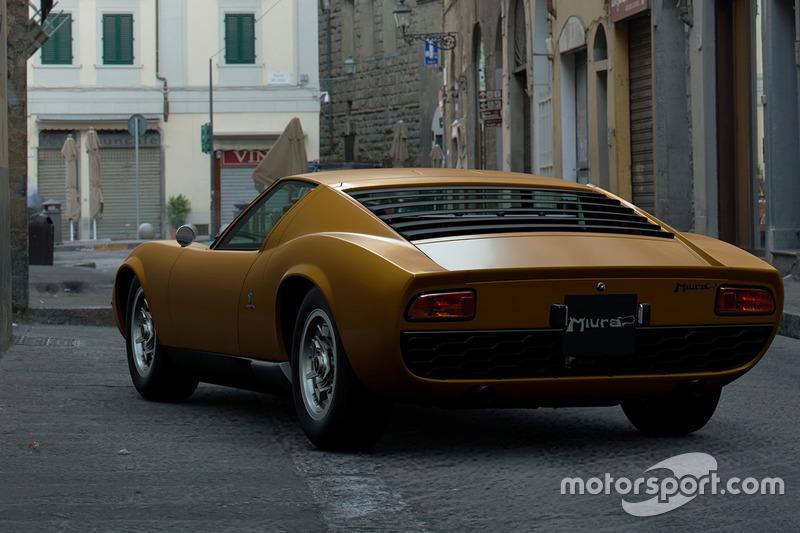 Lamborghini Miura P400 Bertone Prototype CN.0706 '67 (N400)