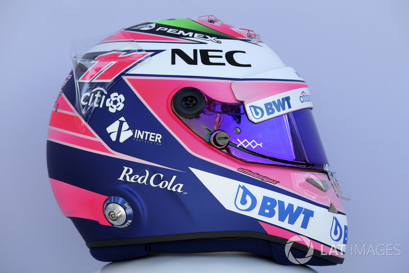 #11: Sergio Perez, Force India