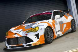 Steller Motorsport, Toyota GT86