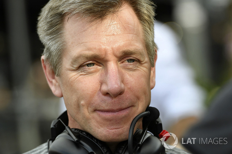 Tim Goss, Direttore tecnico McLaren
