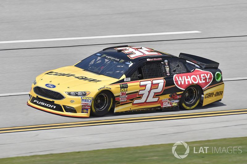 33. Matt DiBenedetto, Go FAS Racing, Ford Fusion Can-Am/Wholey
