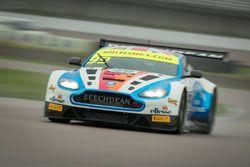 #99 Beechdean AMR Aston Martin V12 Vantage GT3: Andrew Howard, Darren Turner