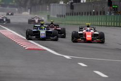 Ландо Норрис, Carlin, и Ральф Бошунг, MP Motorsport