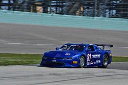 #81 TA Chevrolet Camaro, Kenny Bupp, Bupp Motorsports