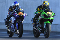 Anupab Sarmoon, Yamaha Thailand Racing Team dan AM Fadly, Manual Tech KYT Kawasaki Racing