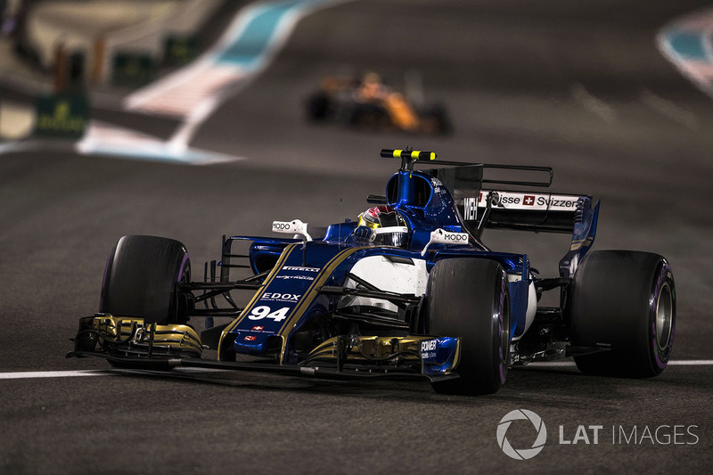 Wehrlein complains about lack of straighline speed
