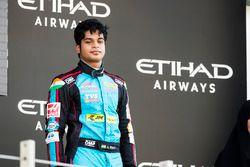 Podyum: 3. Arjun Maini, Jenzer Motorsport