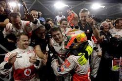 Победитель: Льюис Хэмилтон, McLaren MP4-26