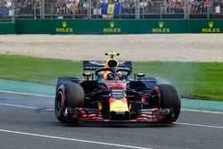 Max Verstappen, Red Bull Racing RB14 spint