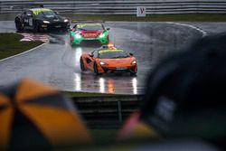 McLaren Safety Car en pista