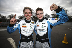 Pole position GT4: #10 Equipe Verschuur McLaren 570S GT4: Finlay Hutchison, Daniel McKay