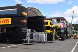 Construcción de autocaravanas Pirelli