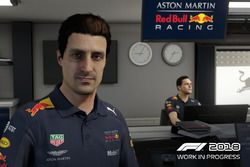 F1 2018 screen shoot