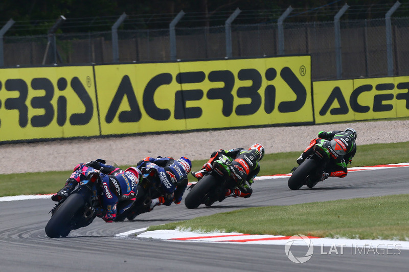 Alex Lowes, Pata Yamaha segue Michael van der Mark, Pata Yamaha